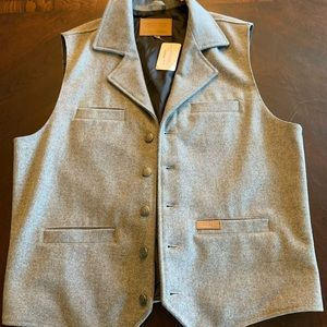Men's Powdered River vest